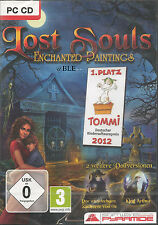 PC CD + Lost Souls + Enchanted pinturas + Mago de Oz + King Arthur + win 7