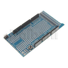 New MEGA ProtoShield V3 Arduino with solderless breadboard