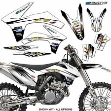 2005 2006 KTM SX 125 250 450 525 GRAPHICS KIT DECO DECALS MOTO STICKERS