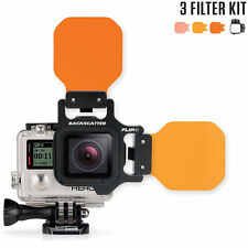 Backscatter - FLIP4 Three Filter Kit with Shallow, Dive & Deep Filters