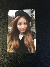 Kpop Snsd Girls Generation Seohyun Official Holler Photocard