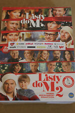 Pakiet: Listy do M / Listy do M 2 + Torba  - POLISH RELEASE (English subtitles)