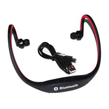 Running Wireless Bluetooth Headset Headphone Earphone for Cell Phone Laptop PC