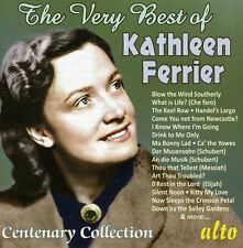 Very Best Of Kath - Kathleen Ferrier (2012, CD NEUF) Ferrier (SOP)
