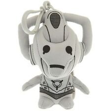 "DOCTOR WHO CYBERMAN 4"" TALKING PLUSH WITH CLIP NEW GREAT GIFT DR-WHO"