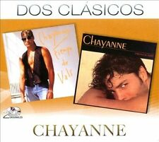Chayanne-Dos Clasicos (Tiempo De Vals/ Provocame) CD NEW