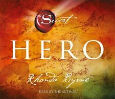 Hero by Rhonda Byrne (2013, CD, Unabridged)