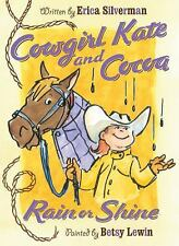 Cowgirl Kate and Cocoa: Rain or Shine-ExLibrary