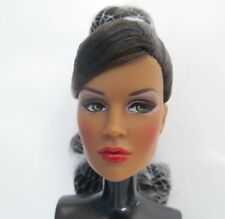 FASHION ROYALTY COLOR INFUSION ZARA WADE HEAD ONLY