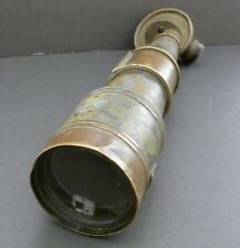 WWI A. Joban Field Artillery Observation Scope Parts, 1917, Antique, Vintage