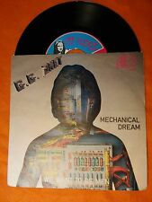 DISCO 45 G.G. TONET - MECHANICAL DREAM/WE WANT TO BE MEN - IT WHY 1980 VG-/VG