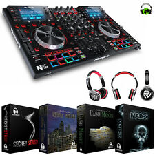 Numark NV II NVII controller for Serato DJ w/ Numark HF150 DJ Headphones Bundle