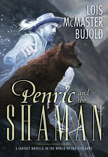 Signed by Lois McMaster Bujold, PENRIC AND THE SHAMAN, Subterranean Limited 1st