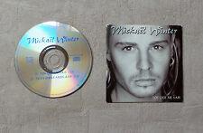"CD AUDIO MUSIQUE / MICKAEL WINTER ""TOI QUI ME SAIS"" 2T CD SINGLE 1999 CARDSLEEVE"