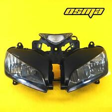 04 05 06 07 Honda CBR1000RR CBR 1000RR Front Headlight Head Lamp Assembly Repsol