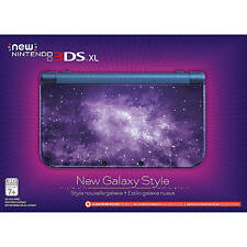 Galaxy Style Nintendo NEW 3DS XL Handheld Console BRAND NEW SEALED IN BOX