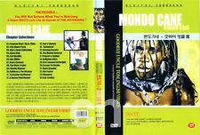 MONDO CANE : GOODBYE UNCLE TOM (ENGLISH VERSION) - Gualtiero Jacopetti  DVD NEW