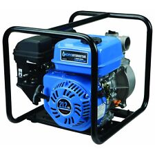 6.5 HP 212cc 2 in. Gas Engine Clear Water Pump 9540 GPH