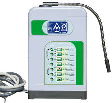 Acid and Alkaline Electrolysis Water Ionizer, water ionizer system