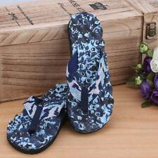Men Summer Camouflage Flip Flops Shoes Sandals Slipper indoor & outdoor Slippers