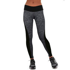 Womens Sportspant Leggings Pants Running Gym Fitness Trousers Athletic Clothes