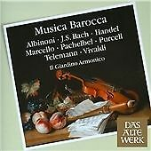 Musica Barocca (2013) New & Sealed