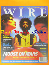 rivista WIRE 188/1999 Mouse On Mars Peter Brotzmann Mickey Hart Terry Riley Nocd