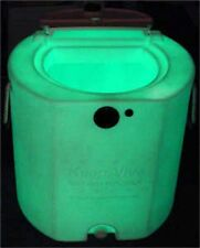 Keepalive 500 aerator with 20 Gallon Livewell Glow Tank- Bait Well Aeration