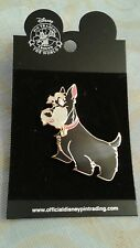 Lady and the tramp pin