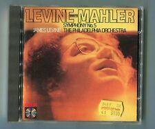 Mahler Symphony No. 5 JAMES DEVINE - CD - MADE IN JAPAN RCA # RD 89570 Near Mint