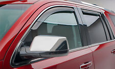 EGR Window Visors for Ford Escape - Light Smoke In-Channel 4-piece Set