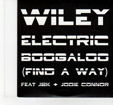 (FT349) Wiley, Electric Boogaloo (Find A Way) - 2010 DJ CD