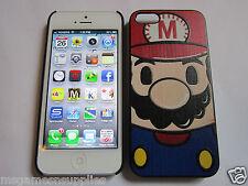 Classic Super Mario Bros. iPhone 5 - Designer Luxury Full Back Protective Case