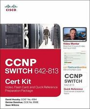 CCNP Switch 642-813 Kit : Video, Flash Card, and Quick Reference Preparation...