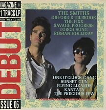 Smiths Debut LP Magazine - Issue 06 with Full Record