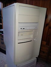 Retro Tower PC Pentium3 mit 600MHz, 448MB RAM, 40GB HD, 32MB GraKa, DVD+RW