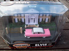 MATCHBOX 1955 CADILLAC FLEETWOOD OF ELVIS: THE GRACELAND COLLECTION, 1:64, MIB