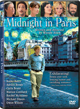 Midnight in Paris (2011, DVD NIEUW) WS