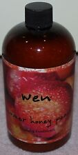 WEN by Chaz Dean Summer Honey Peach Cleansing Conditioner 16 oz No Pump