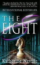 The Eight by Katherine Neville-Paperback-XX 1057
