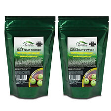 Amla Powder From Fruit 1 lb 2-Pack (Emblica officinalis) Organic 100% Pure