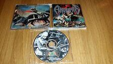 Amorphis:The Karelian Isthmus CD, 1st press Japan CD