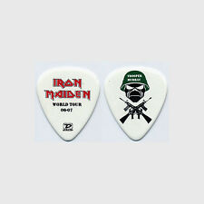 Iron Maiden Dave Murray authentic 2006 tour Guitar Pick
