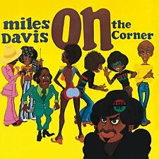 Miles Davis ‎– On The Corner ( CD - Album - Remastered )
