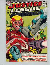Justice League of America 50 vs the Lord of Time!  Robin!  1966 VF