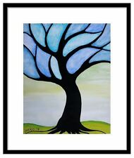 """8""""x10"""" Watercolor Painting - Tree of Life"""
