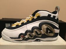 FILA BUBBLES MID SIZE 8.5 DS OG VINTAGE HILL STACKHOUSE NBA KICKS ON COURT PE