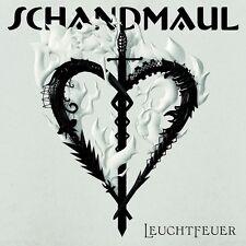 SCHANDMAUL - LEUCHTFEUER (LIMITED SPECIAL EDITION )  2 CD NEU