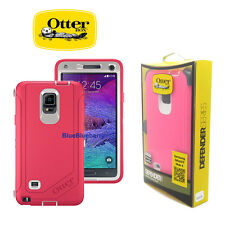 New!!! Otterbox Defender Case Cover For Samsung Galaxy Note 4 -