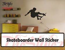SkateBoarder Custom Vinyl Sticker
